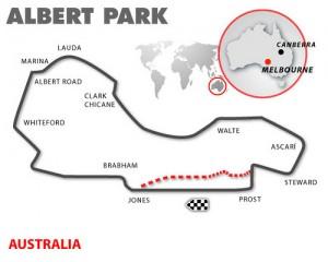 Circuito de Albert Park
