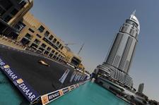 Dubai Mall lagoon