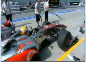 Lewis - McLaren