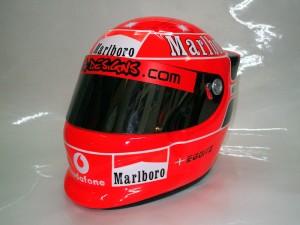 casco f1