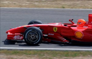 schumacher at mugello