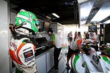 pits force india