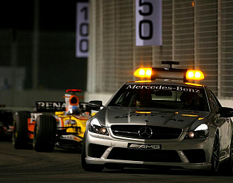 safetycar singapour