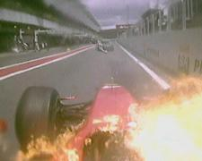 kimi on fire