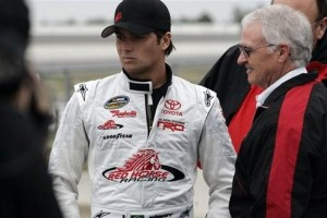 NASCAR Test F1 Piquet Jr