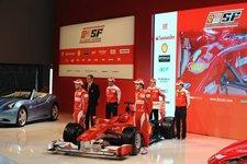 Equipo Ferrari F10