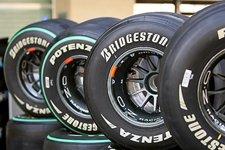 Reglas con los Neumaticos FIA