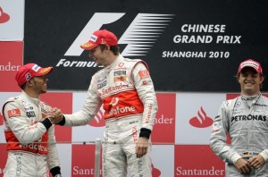podium china