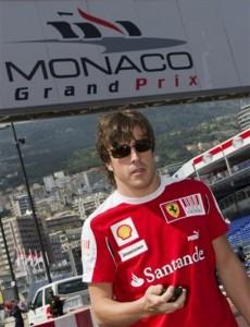 Fernando Alonso Monaco
