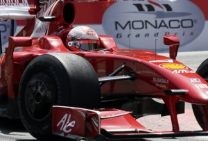 Ferrari Formula One Monaco