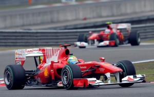 team test ferrari