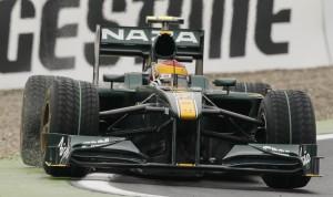 Heikki Kovalainen - Lotus