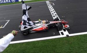 Lewis Hamilton Spa