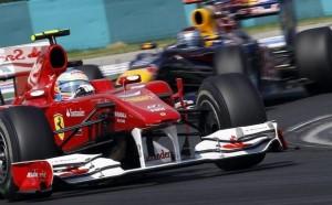 Ferrari - Red Bull