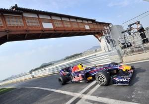 Mark Webber Corea