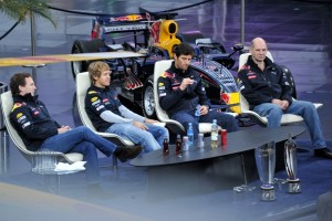 Red Bull Team Champion 2010