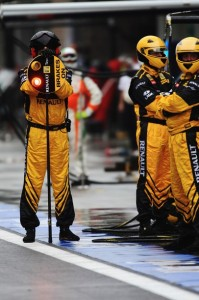 Renault Pits