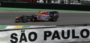 Sebastian Vettel Brazil