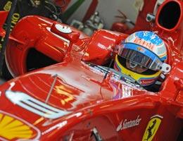 Fernando Alonso Ferrari
