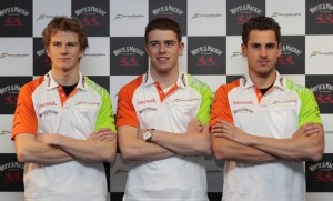 Pilotos de Force India