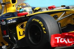 Renault Pirelli