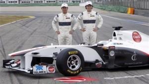 C30 F1 Sauber
