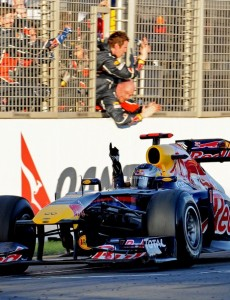 Vettel Red Bull Australia