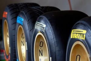 Cauchos Pirelli
