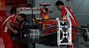 Ferrari en Malasia