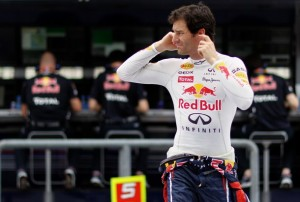 Mark Webber Malasia