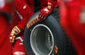 Pirelli microchip ferrari