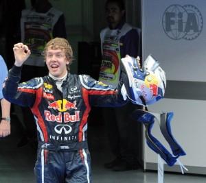 Sebastian Vettel Malasia