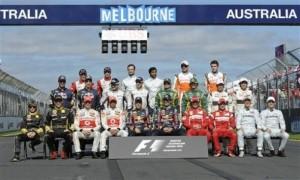 Australia F1 2011