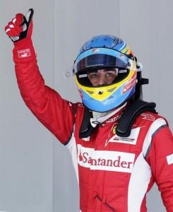 Fernando Alonso Catalunya