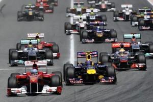 Largada GP Espana