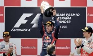 Gran premio de Espana 2011