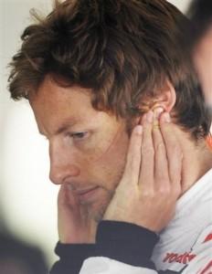 Jenson Button Turkey F1 GP