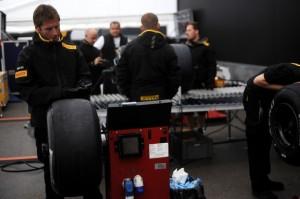 Especialistas de Pirelli