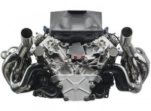 F1 four cylinder turbo engines in 2014
