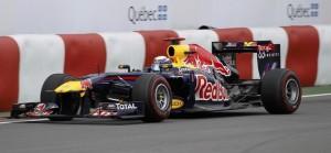 Pole Vettel Canada