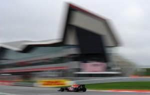 Mark Webber Silverstone