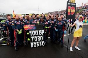 Toro Rosso 100 GP