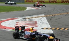 Sebastian Vettel Monza GP