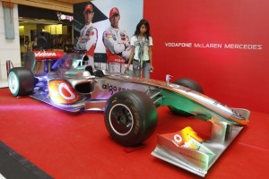 McLaren Pirelli Pzero INDIA