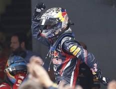 Vettel gana el GP de la india