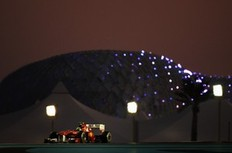 Abu Dhabi f1 2011
