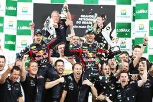 Celebración de Red Bull