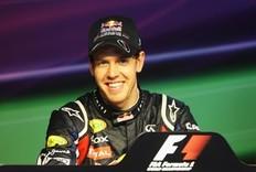 Sebastian Vettel en India