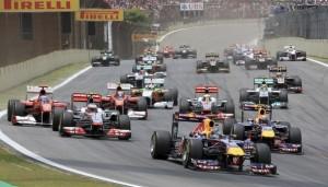 Coches de Fórmula Uno