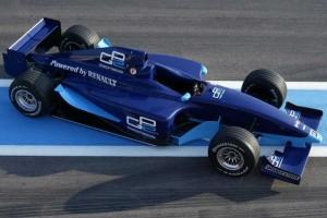 Vehículo GP2